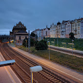 Железнодорожная станция  Plzen Jizni Predmesti