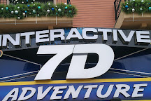 7D Dark Ride Adventure, Pigeon Forge, United States