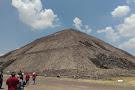Zona Arqueológica de Teotihuacan Estacionamiento Puerta 5
