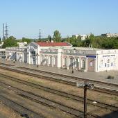 Железнодорожная станция  Kerch