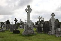 Clonmacnoise, County Offaly, Ireland