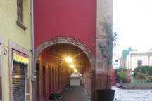 Plaza Martires del 2 de Enero, Leon, Mexico