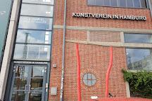 Kunstverein, Hamburg, Germany