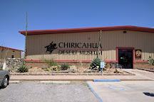 Chiricahua Desert Museum, Rodeo, United States