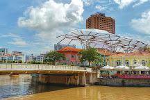 Read Bridge (Malacca Bridge), Singapore, Singapore