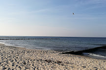 Kuhlungsborn Beach, Ostseebad Kuhlungsborn, Germany