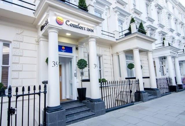 Comfort Inn London - Westminster