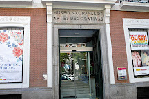 National Museum of Decorative Arts, Madrid, Spain