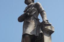 Piazza Bellini, Naples, Italy