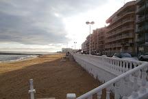 Playa de Los Locos, Torrevieja, Spain