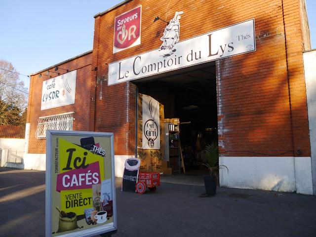Comptoir du Lys