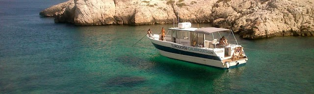 Turquoise Calanques