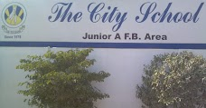 The City School Junior-A F.B. Area karachi