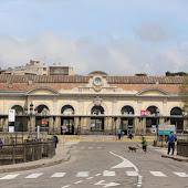 Железнодорожная станция  Carcassonne