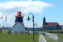 Grande Anse Lighthouse, New Brunswick, Canada