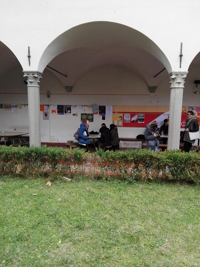 Università degli Studi di Firenze, Dida, Plesso di Santa Verdiana