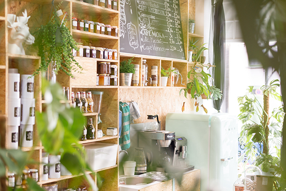 The Little Green Shop
