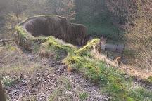 Wachsender Felsen, Landau an der Isar, Germany