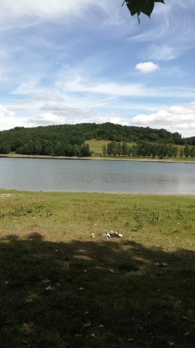 Lac de la Ganne