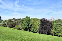 Parc des Buttes-Chaumont, Paris, France
