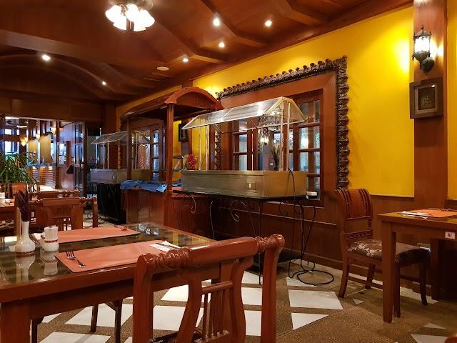 Baluchi Restaurant at Horizon Patong Beach Resort & Spa