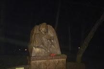 Monument to Adam Mickiewicz, Zelenogradsk, Russia