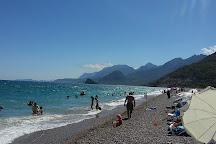 Sarisu Beach, Antalya, Turkey