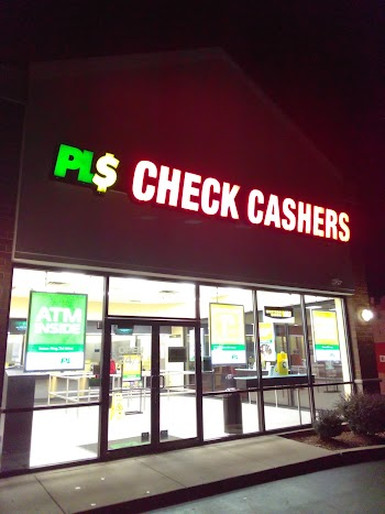 PLS Check Cashing Store Payday Loans Picture