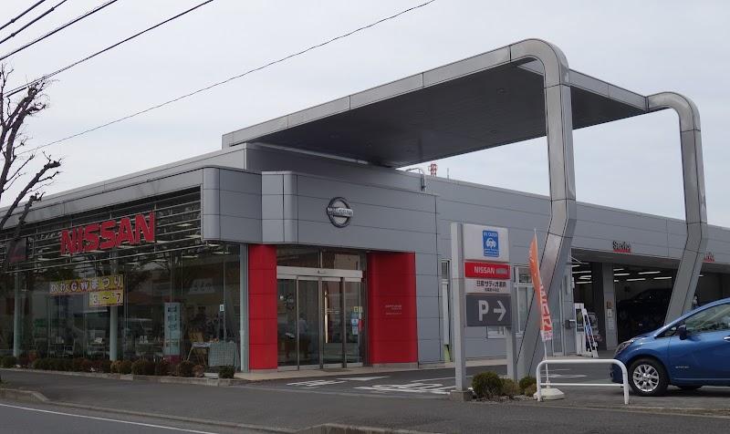 株式会社日産サティオ湘南相模原中央店
