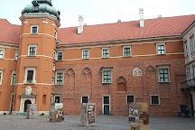 King Sigismund's Column (Kolumna Zygmunta), Warsaw, Poland