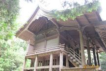Eda Shrine, Miyazaki, Japan