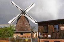 Windmuhle Straupitz, Straupitz, Germany