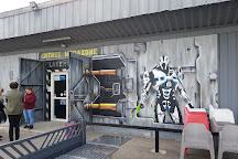 Megazone Laser Games, Auxerre, France