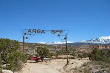 AreaBFE, Moab, United States