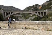 Pont du Diable, Saint-Jean-de-Fos, France
