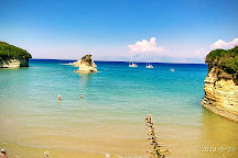 Apotripiti Beach, Sidari, Greece