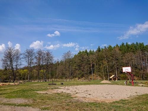Trakiškio campsite
