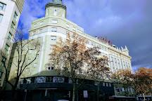 Teatro Kapital, Madrid, Spain
