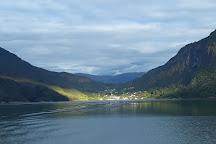 Lustrabaatane, Solvorn, Norway
