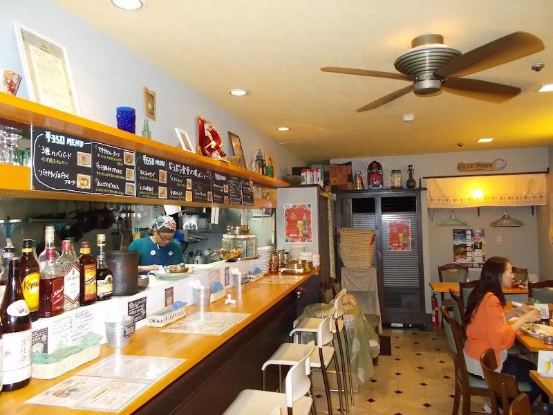 ポラポラ食堂
