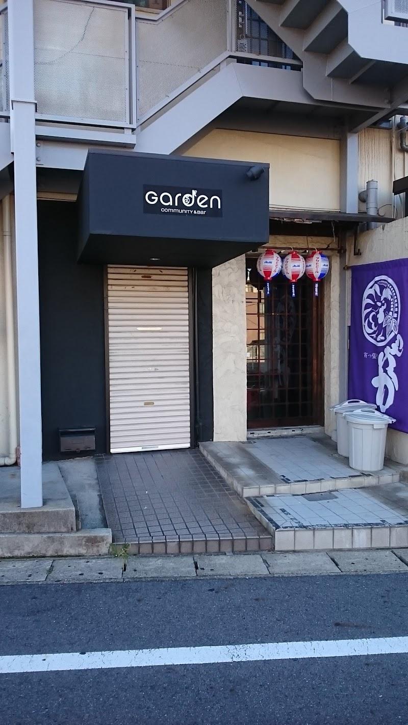 Community&Bar Garden