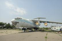 Aviation Technical Museum, Luhansk, Ukraine