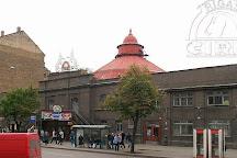 Rigas Cirks (Riga Circus), Riga, Latvia