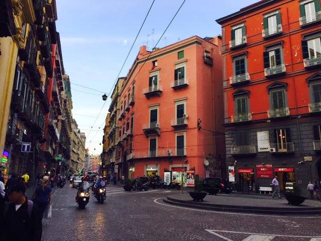 Le 4 Stagioni Napoli Centro
