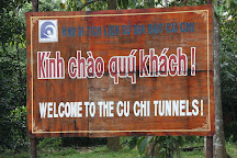 Cu Chi Tunnels, Ho Chi Minh City, Vietnam