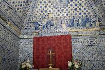 Ermida da Memoria, Nazare, Portugal