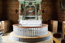 Olden kyrkje, Olden, Norway