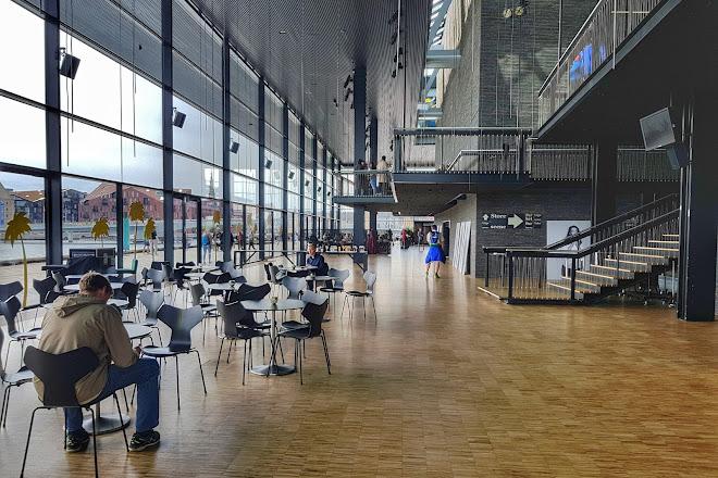 Skuespilhuset (Royal Danish Playhouse), Copenhagen, Denmark