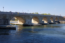 Old Stone Bridge, Regensburg, Germany