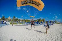 SkydiveMex, Playa del Carmen, Mexico